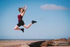Tess Corscaden Dance Photography, Amazing Photography, Dancer, Running, Sports, People, Hs Sports, Keep Running, Excercise