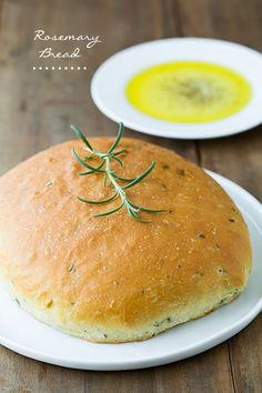 Rosemary Bread {Macaroni Grill Copycat Recipe} - Cooking Classy