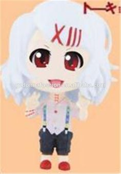 Toys Wholesale 8cm A Set Of 4 Q Version Tokyo Ghoul Pvc Action Figure, View Nendoroid, donnatoyfirm Product Details from Guangzhou Donna Fashion Accessory Co., Ltd. on Alibaba.com