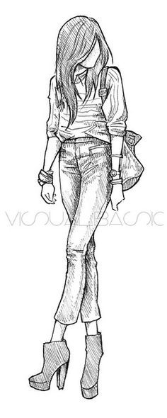 Este dibujo q vemis es nas de moda de diseñador/ar es muy sencillo esta dibujado con lápiz y sombreado es muy divertifo dar diferentes formas y sombradis con un lápiz