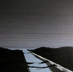 Wilhelm Sasnal Urban Landscape, Abstract Landscape, Landscape Paintings, Wilhelm Sasnal, Art Spiegelman, Georges Seurat, Ocean Park, Oldenburg, Unusual Art