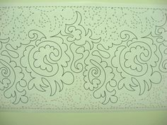 Not Quilt Paisley -Judi's Longarm Quilting - Pantographs Page 3