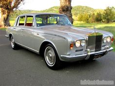 1967 Rolls Royce Silver Shadow Maintenance/restoration of old/vintage vehicles: the material for new cogs/casters/gears/pads could be cast polyamide which I (Cast polyamide) can produce. My contact: tatjana.alic@windowslive.com