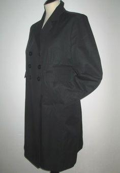 * * * HUGO BOSS Kurzmantel schwarz, Gr.40 * * * Hugo Boss, Duster Coat, High Neck Dress, Ebay, Dresses, Fashion, Clothing Accessories, Jackets, Fashion Women