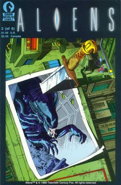 Aliens #2 - Aliens (Issue)