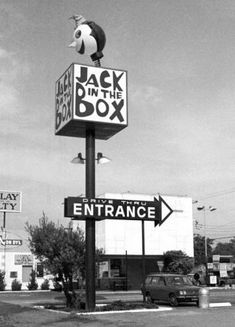 1970's Jack in the Box was quickly on the rise. The entire fast food business became hot and a leading industry.