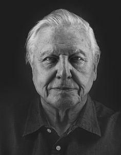 Sir David Attenborough,  English broadcaster and naturalist