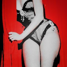 @kimmiecla Cabaret, The Rocky Horror Picture Show, Red Aesthetic, Showgirls, Up Girl, Harley Quinn, Burlesque, Pin Up, Glamour