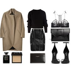"""MINIMAL + CLASSIC: """"Party Outfit #6"""" by fashionlandscape"""
