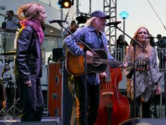 Patty Griffin, Buddy Miller and Lee Ann Womack #buddymiller #pattygriffin #leeannwomack #cayamo