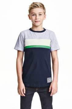 T-shirt con stampa   H&M
