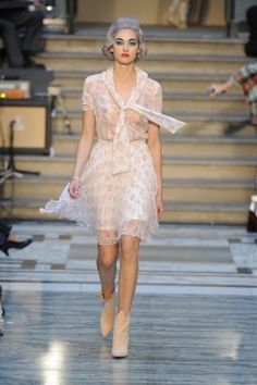 Vivienne Westwood | Red Label SS 2013