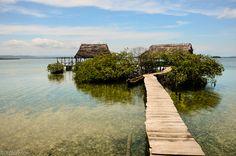 Restaurante Alfonso, Parque Nacional Marino Isla Bastimentos, Bocas del Toro, #Panama #xplormor