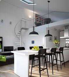 30 square meters apartment design - Google Search