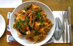 Singapore Chilli Crab at Padstow Seafood School - Great British Chefs