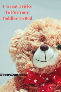 Battling your toddler when it comes to bedtime? Win the war with these 4 great…