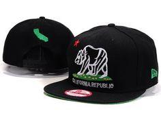 California Republic snapback hats (39)