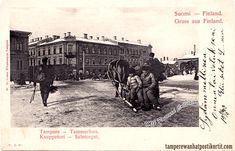 Vanhat Tampere-postikortit | Tampere wanhoissa postikorteissa - Tampere in old postcards Finland, Louvre, Building, Travel, Viajes, Buildings, Destinations, Traveling, Trips