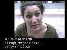 ▶ Beginner Spanish Vocabulary Lesson: The family - YouTube