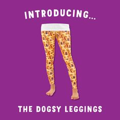 Work out the Dogsy way. Leggings with your dogs face on! Small Pug, T Shirts Uk, Large Dog Breeds, Cockapoo, Bichon Frise, Pajamas Women, Westies, Cocker Spaniel, Yorkshire Terrier