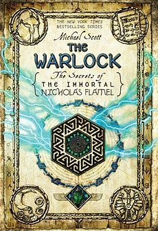 *The Warlock : The Secrets of the Immortal Nicholas Flamel.  Need to remember this book