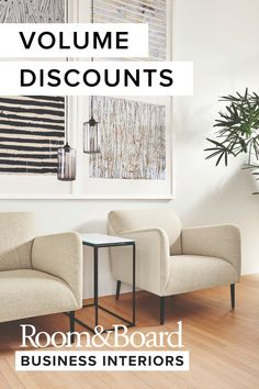 You get a great value every day thanks to our direct relationships with our manufacturing partners and guaranteed prices for the calendar year. As a business or industry professional purchasing through Business Interiors, you also receive discounts that scale with how much and how often you purchase.