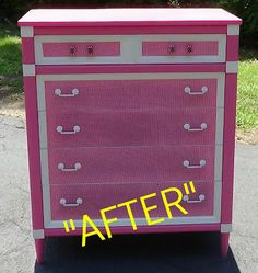 That's Not Junk...Refurbished Recycled Furniture