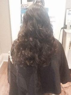 cut by Chelsey #curls