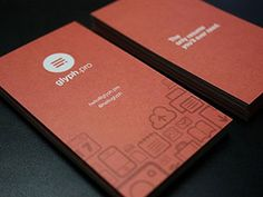 Glyph Business Cards
