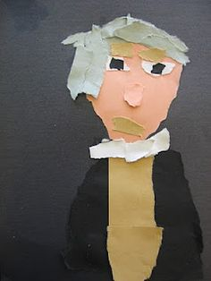 torn paper Andrew Jackson - could do any president