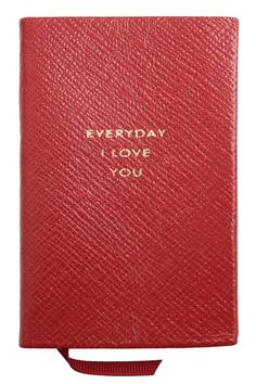 Everyday I Love You from @Smythson