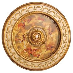 1000 Images About Ceiling Medallions On Pinterest