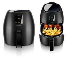 Air Fryer, Healthier way to fry foods.