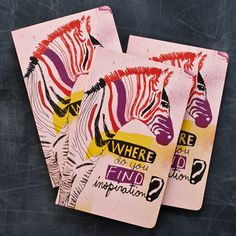 """The Write Now Journal line features beautiful design, modern typography, bold sentiments, striking artwork, and periodic typeset quotations—with plenty of lined pages to capture the day's thoughts, musing, and prose.     *Softcover   *8""""H X 5""""W   *128 lined pages  *Printed with soy ink on FSC®-certified paper."""