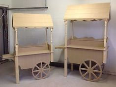 Candy sweet carts for sale, quick, easy assembly ,fully collapsable candy bar