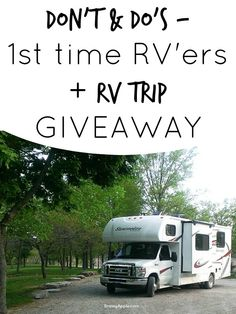 RV tips and ideas