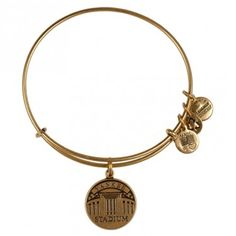 Currents Gifts and Jewelry - Alex and Ani Yankee Stadium in Russian Gold, $32.00 (http://www.currentsgifts.com/alex-and-ani-yankee-stadium-in-russian-gold/) #CurrentsGifts #CharmedArms #AlexandAni