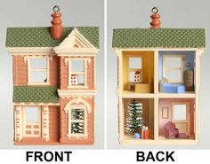 Nostalgic Houses & Shops ~ Victorian Dollhouse (1st in a series)