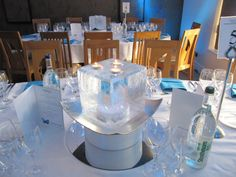 Wedding Ice sculpture table centres, ice champagne bucket, ice statues, ice carvings, ice luges for all UK events corporate and hospitality.#weddingideas #wedding #colourscheme #icesculpture #tablecentre #icetablecentre #fireandice #tablecentres #tablecentreideas #eventplanning #event #marquee