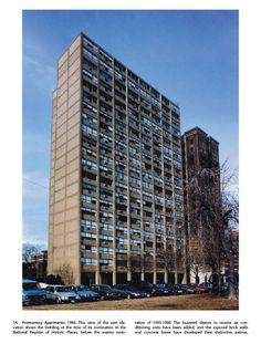 Promontory Apartments 1949 Chicago Illinoisapartmentsskysermulti Story Buildingsflatsskysers Vhernandezvat Mies Van Der Rohe