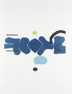 Victor Pasmore, When Reasons Dream I