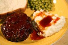 Bone Suckin' Hamburger Steak Recipe