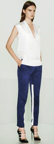 simple details on trousers