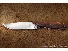"Нож ""Лесной-1"" сталь Bohler N695 (Северная корона)"