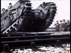 Killer Tanks The Churchill Tank - YouTube