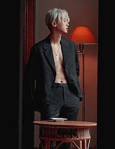 "Chanyeol ✧ W Korea November 2019 Issue ""Hold Sunshine"" #2"