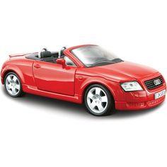 Maisto Audi Tt Roadster Model Araba 1-24 Special Edition