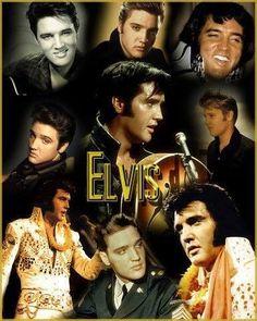 Elvis in all splendor