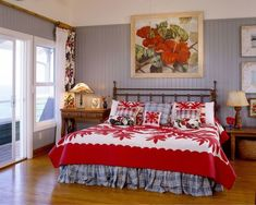How to Create an Inimitable Bedroom with Mismatched Nightstands
