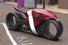 This Maserati electric concept bike is a mashup of The Alien and stylized Tron DNA! | Yanko Design